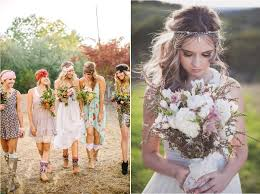mariage hippie inspiration mariage bohème mariage and weddings