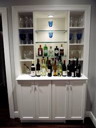 Mini Bar For Home by Cabinet Mini Bar With Fridge Wonderful On Modern Home Decor