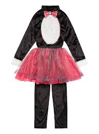 halloween kids wicked witches cat costume 3 12 years tu clothing
