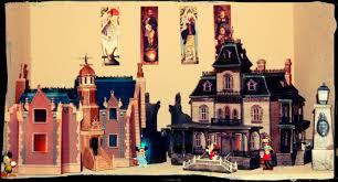 haunted house paper models u2013 geekmom