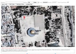 Map Radius Tool Temple Mount Connected To New Madrid Yellowstone And Cascadia