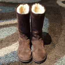 womens ugg boots size 9 50 ugg shoes womens ugg knightsbridge boots size 9 with