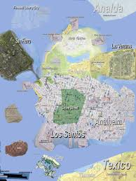 Fort Carson Map The Map Is The Worst Thing To Happen To Gta V Page 15 Gta V