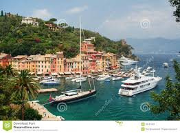 Portofino Italy Map Portofino Italy Stock Photos Image 35107463