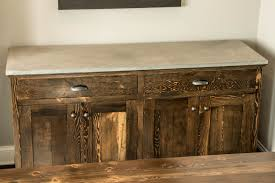 How To Build A Buffet Cabinet by How To Make A Reclaimed Wood Buffet Johnmalecki Com