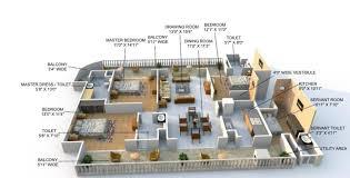Serenity Floor Plan Chintels Serenity In Sector 109 Gurgaon Magicbricks