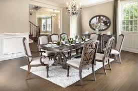 august grove abbottstown 9 piece dining set u0026 reviews wayfair
