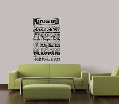 playroom rules words home family children vinyl decal wall art playroom rules words home family children vinyl decal wall art