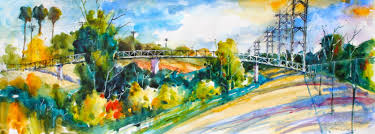 and los angeles river
