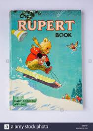 rupert bear running daily express rupert bear annual 13