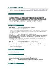 Resume Builder Download Resume Builder For Students Resume Builder