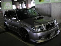 widebody subaru forester 03 05 widebody forester and custom front bumper questions