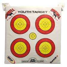 amazon com morrell youth field point archery bag target