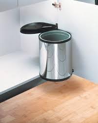 mülleimer küche einbau hailo 3555 101 compact box m einbau mülleimer aus edelstahl