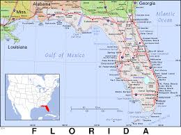 Florida Maps by Fl Florida Public Domain Maps By Pat The Free Open Source