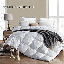 Down Comforter Protective Covers Amazon Com Topsleepy Luxurious All Size Bedding Feathers And