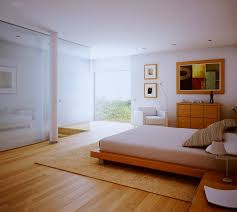 Wooden Interior Design - Wood bedroom design