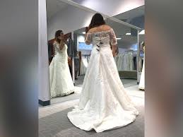 The Wedding Dress Brides To Be Offered Free Wedding Gowns After Dress Chain Closes