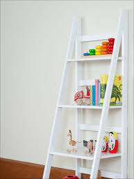 Ikea Narrow Bookcase by Furniture Ladder Shelf White Narrow Bookcase Ladder Shelf Target