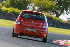 volkswagen race car vw golf gti mk2 and mk5