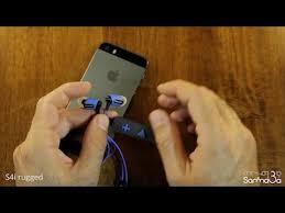 Klipsch Image S4i Rugged Klipsch Image S4i Rugged Sport Earphones Review Youtube