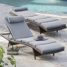 Patio Chaise Lounge Chair Outdoor Chaise Lounge Chairs Hayneedle