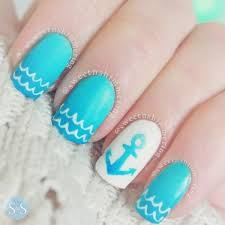 50 cool anchor nail designs