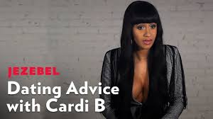 cardi b explains how to cuff a winter boo jezebel quickies youtube