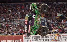 monster truck grave digger video top 10 scariest monster trucks truck trend