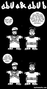 two jihadi cartoon characters reflect on the charlie hebdo attacks