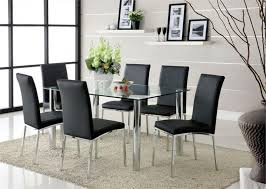 Square Glass Dining Table Set Art Van Dining Room Square Glass - Art van dining room tables