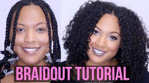 braid out natural hair how to get the perfect braidout natural transitioning hair