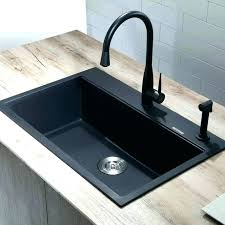 Design Composite Kitchen Sinks Ideas Awesome Decoration Single Bowl Granite Sink Composite Kitchen
