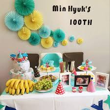 home decorations for birthday mixed szie 10 15 20 25 30cm 1pcs flower origami paper fan wedding