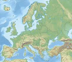 Blank European Map by Image 1198px Blank In Europe Relief Mini Map Svg Png