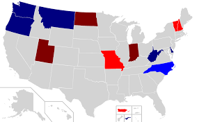 2016 Electoral Map Pre by United States Gubernatorial Elections 2016 Wikipedia