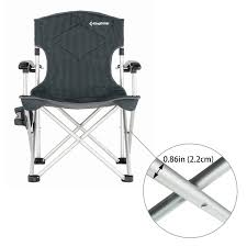 amazon com kingcamp camping chair foldable oversize portable
