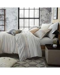find the best deals on ugg lunar stripe cotton flannel king duvet