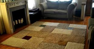 How To Make A Area Rug How To Make Your Own Diy Area Rug For 30
