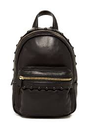 Cynthia Rowley Bathroom Accessories by Cynthia Rowley Tabitha Leather Mini Backpack Hautelook