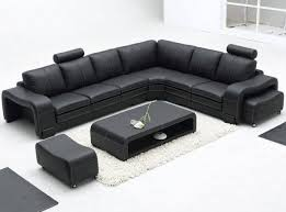 Black Microfiber Sectional Sofa Sofa Microfiber Sectional Sectional Furniture Curved Sectional