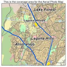 california map laguna aerial photography map of laguna ca california