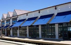 Commercial Building Awnings Commercial Canvas Awnings