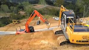 hitachi zaxis 200 patter excavations 2016 pt 2 youtube