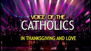 voice of the catholic in thanksgiving and 2017 praise