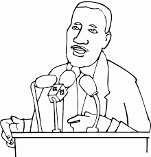 free printable martin luther king coloring pages martin luther coloring pages coloring home