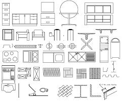 architectural symbols for floor plans floor plan symbols clipart hanslodge cliparts