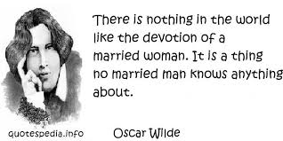 wedding quotes oscar wilde married quotes like success