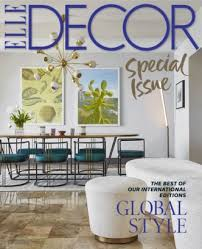 Home Decor Magazines Elle Decor Magazine January February 2017 Issue U2013 Get Your Digital