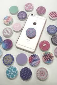 Iphone Home Button Decoration Ivoryella Popsockets Popsockets Pinterest Phone Ivory And